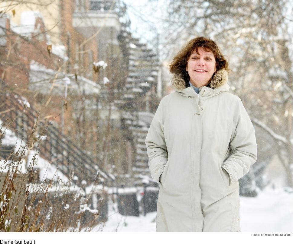 Diane Guilbault JdeM